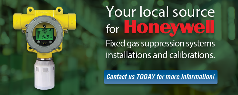 B-Lann Equipment, your LOCAL source for Honeywell gas suppression systems