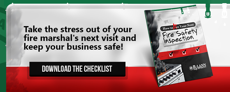 How to Ace Your Next Fire Safety Inspection Checklist 3D Cover